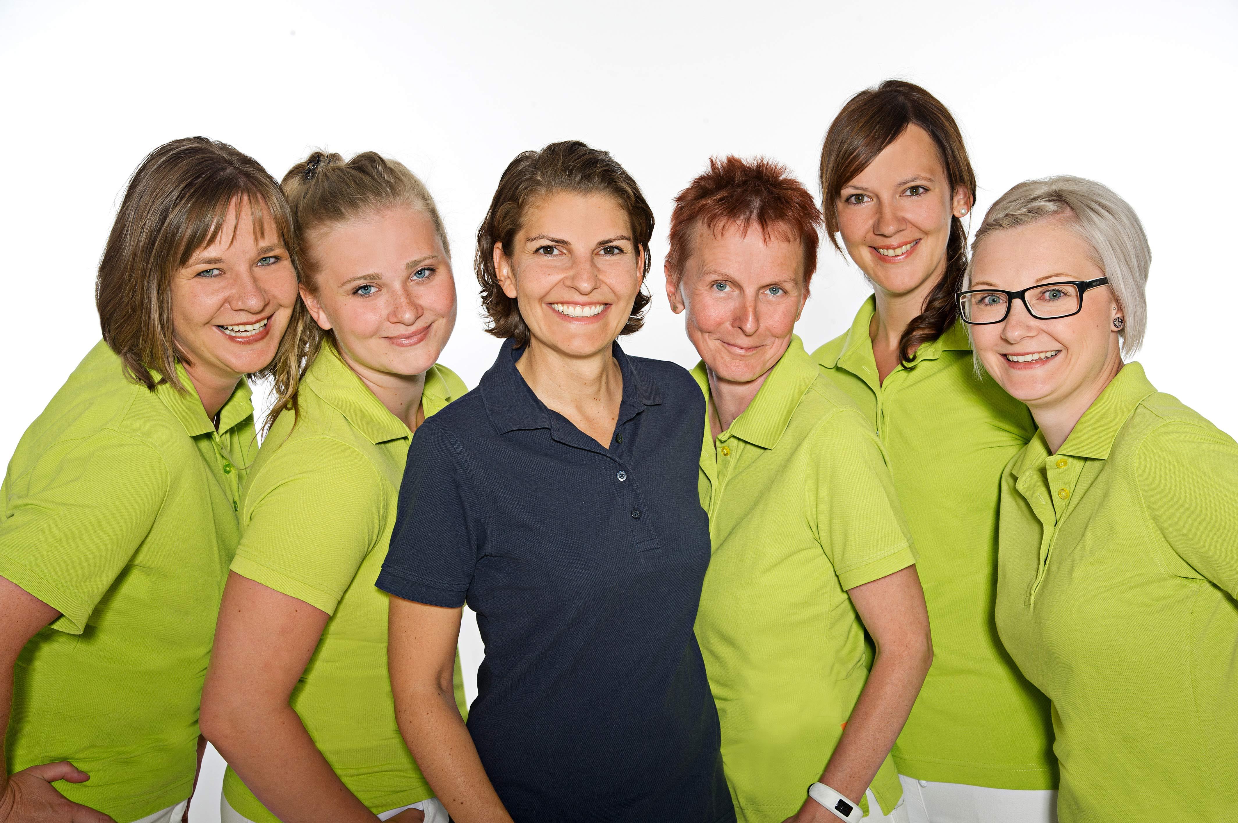Teamfoto der Zahnarztpraxis Dr. Oehring
