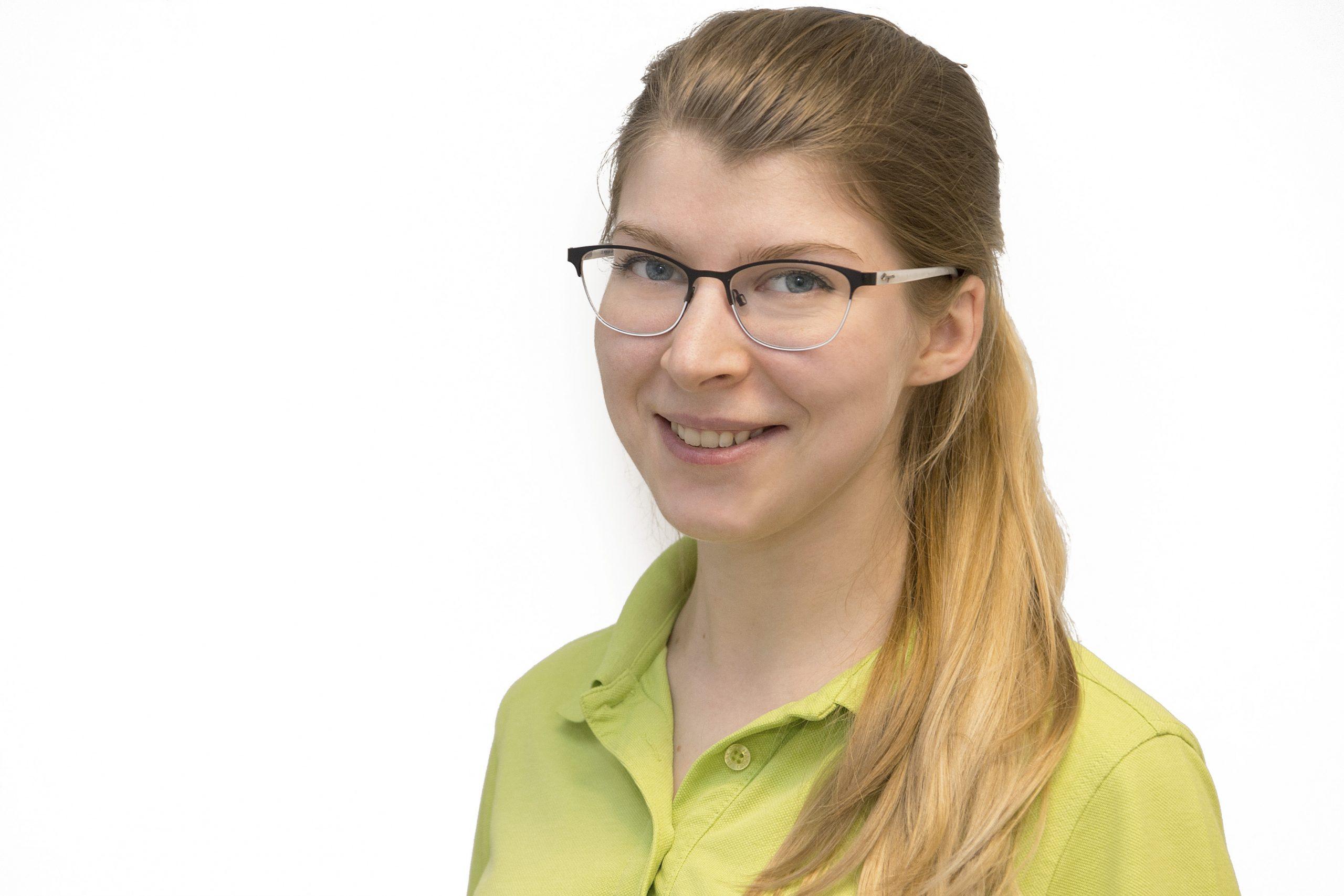 Portrait von Anna Schmick